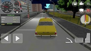 Russian Taxi Simulator 2016 Android Gameplay