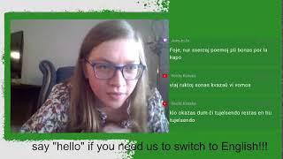 legante verdajn poemojn [plene Esperanto]