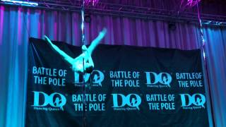 'Battle of the Pole 2014' Pole Dance Competition - Anna-Maija Nyman