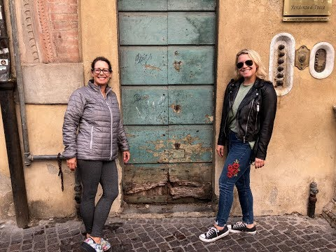 Curry Girls Go to Italy! Gluten Free | Travel