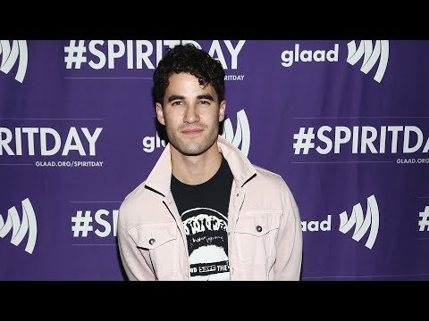 Darren Criss sings 'Issues' with Justin Tranter at the GLAAD #SpiritDay concert 'BEYOND'