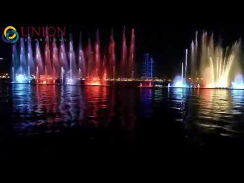 Ước mơ về một công trình nhạc nước trên sông Sài Gòn