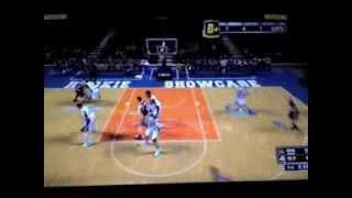 NBA2k14 MyCareer: The Rookie Showcase! A+ Performance! #1 Pick
