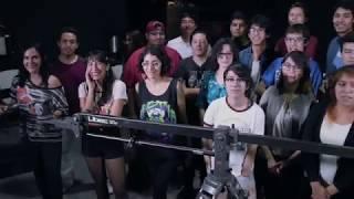 making of taller de cine joven 2018