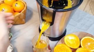 [마더코] 러셀홉스 오렌지 착즙기