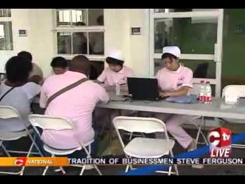 Peace Ark visits Trinidad & Tobago
