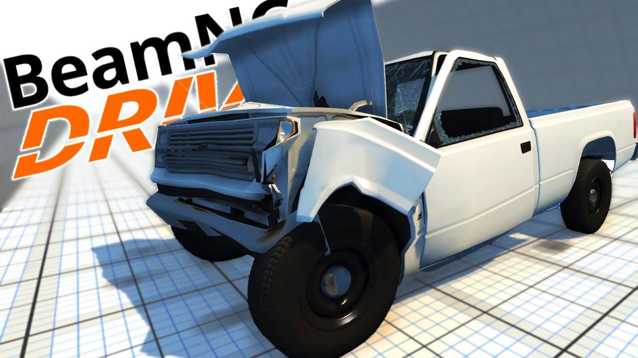 CAR CRASH SIMULATOR! (BeamNG Drive Funny Moments) - YouTube