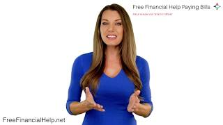 Get Financial Help with Bills