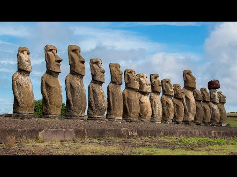 Mysterious Easter Island, Chile