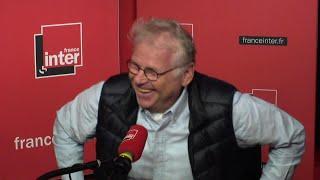 Daniel Cohn-Bendit au micro de Nicolas Demorand