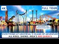 [4K] EVERYTHING at Universal's Islands of Adventure All rides, Shows, Area's and Queues!
