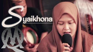 Download Lagu SYAIKHONA - Muhasabatul Qolbi Live Perform At Basecamp, Ngentak-Jogoroto-Jombang mp3
