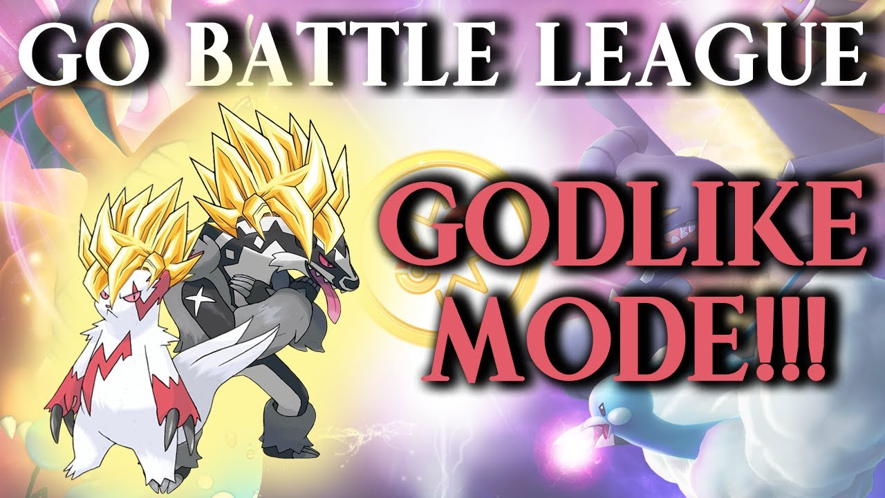 GO Battle League: EPIC Anti-Meta Plays! (Ultra League)