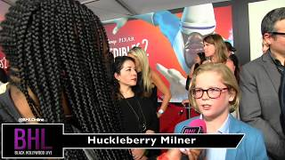 The Incredibles 2 World Premier in Hollywood | Huckleberry Milner