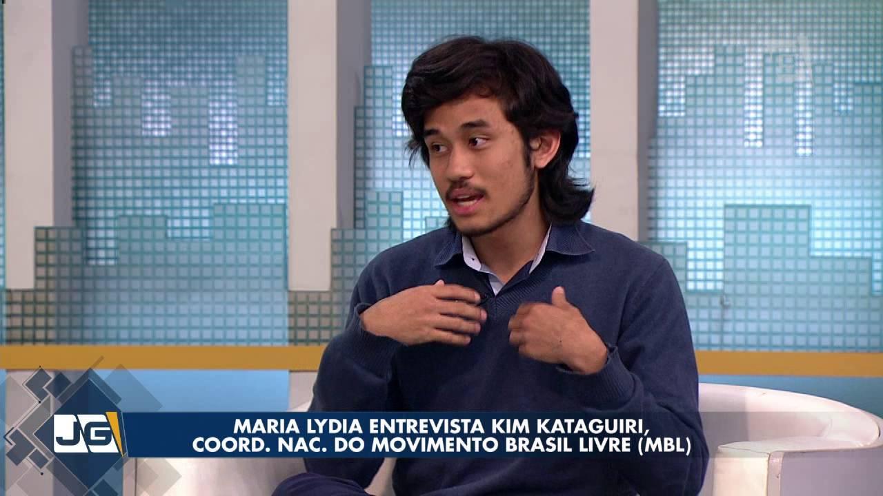 Download Maria Lydia entrevista Kim Kataguiri, coord  nac  do Movimento Brasil Livre MBL