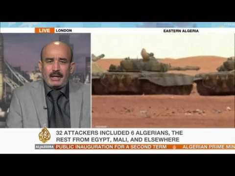 Zitout-Algeria-Absense of transparency about event of In Amenas hostage incident
