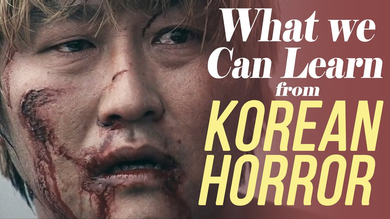 What We Can Learn From Korean Horror