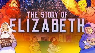 Luke 1 The Story of Elizabeth Sunday School Lessons For Kids | Sharefaithkids.com