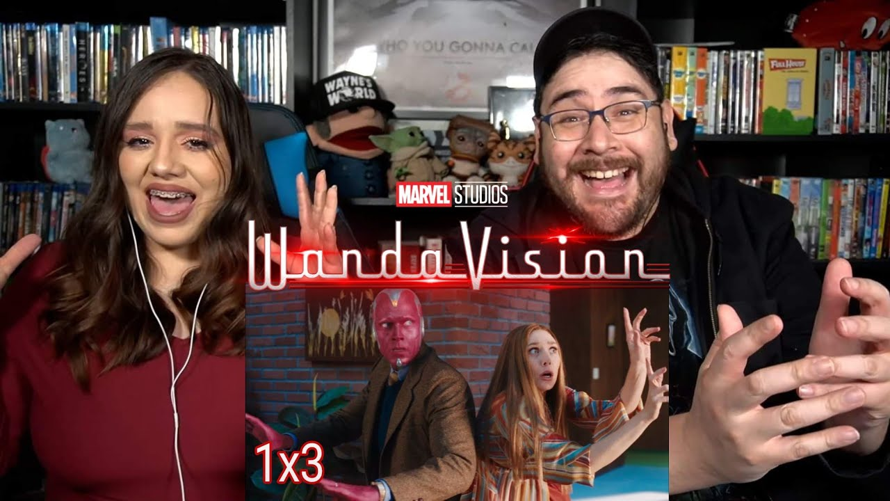 WandaVision 1x3 NOW IN COLOR - Reaction / Review
