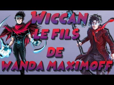 Wiccan - Le Fils De Wanda Maximoff