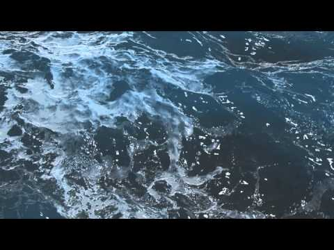 Ocean Shader - 3ds max and VRay
