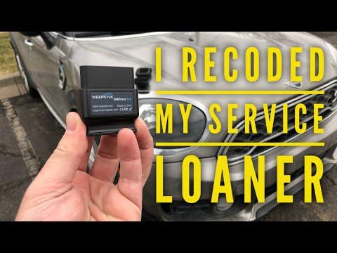 I Recoded My MINI Dealership Service Loaner