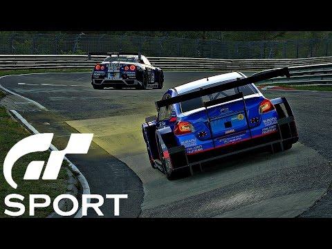 Gran Turismo Sport Gameplay Nissan Gt-r Nismo Gt3