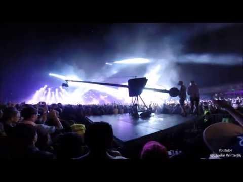 Tiesto Live @Weekend Festival Sweden 2016 The End | GoPro