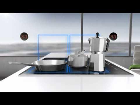 siemens flexinduction kookplaat elektriciteit table de cuisson lectrique product video. Black Bedroom Furniture Sets. Home Design Ideas