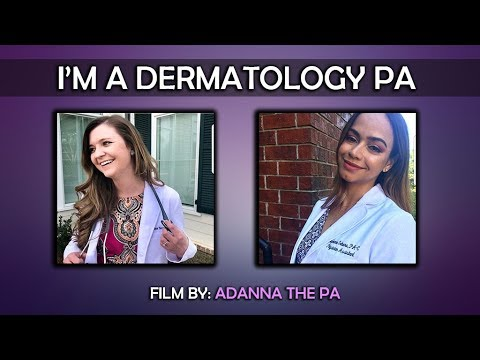 True Life || I'm a Dermatology PA - (Physician Assistant Documentary)