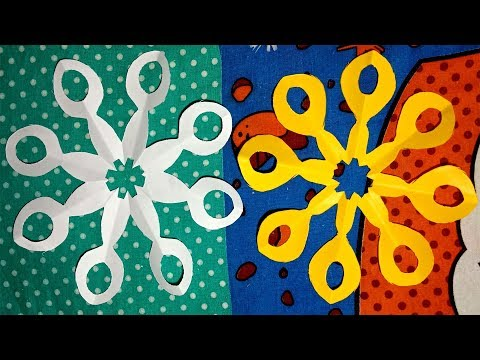 Paper Art Design / Very Easy And Simple / Paper Craft Easy / How to Make Paper craft design Part 100