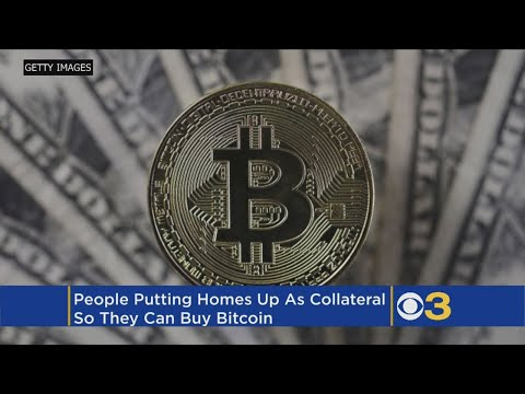 People Mortgaging Their Homes To Buy Bitcoin, Report Says