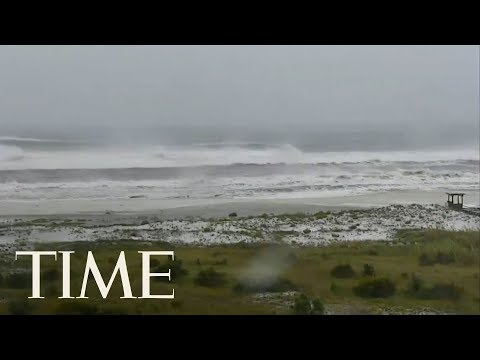 News Around The Lone Star State - LIVE CAM: Hurricane Michael Brings Storm Surge Flooding
