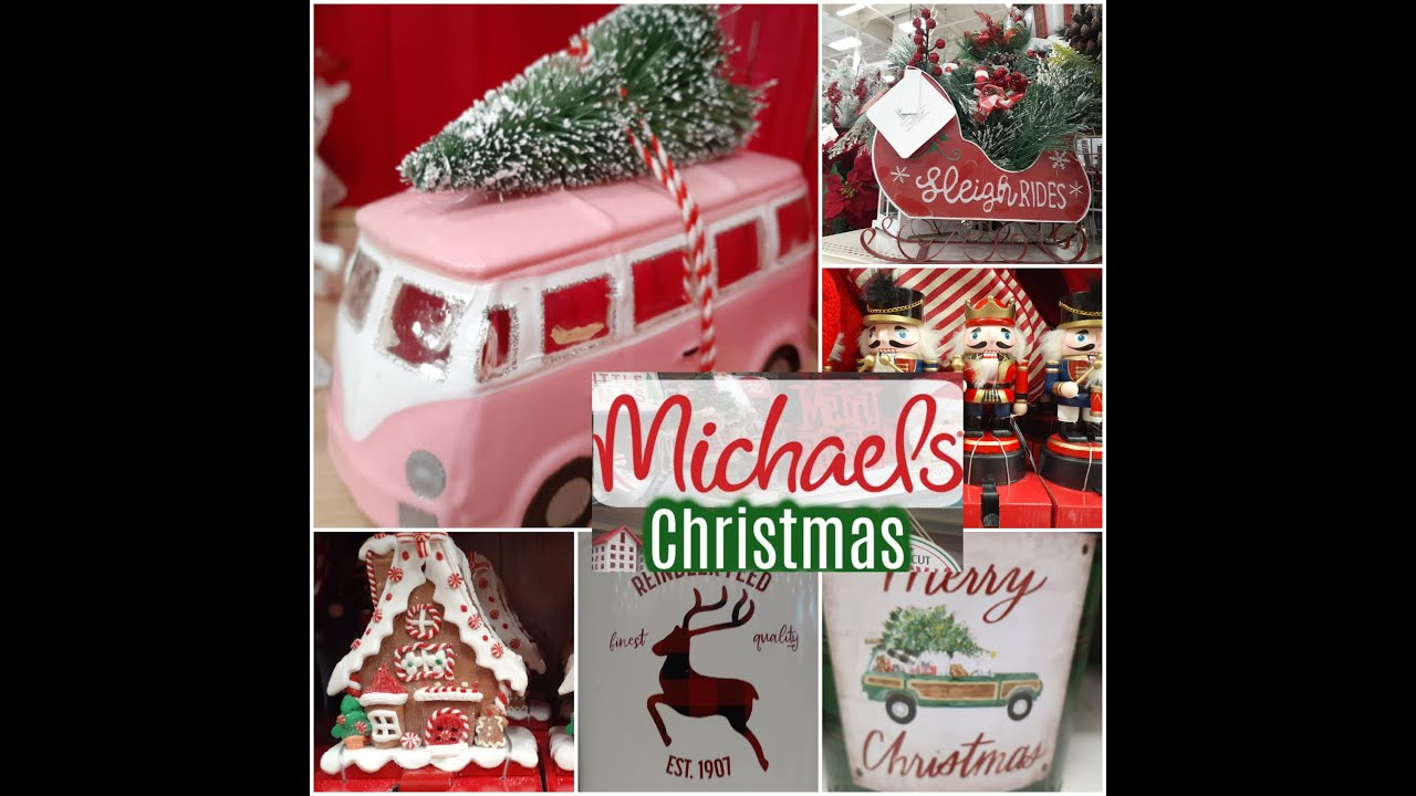Michael S New 2020 Christmas Decor Beautiful Holiday Floral Picks More Youtube