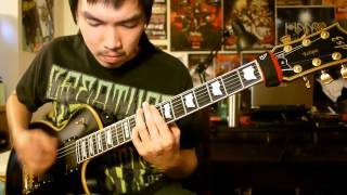 Trivium - No Hope For The Human Race (Guitar Cover) HD