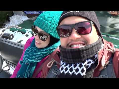 WINTER KOREA TRIP 2015