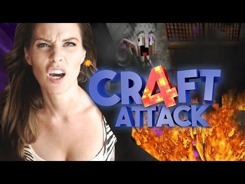 CRAFT ATTACK 4 ★ #15 Earli zündet mein Haus an! ★ Let's Play Minecraft