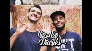 Hip-Hop Diaries EP. 6 | Introducing a rapper from Denmark MC Dave | Interview | Freestyle session
