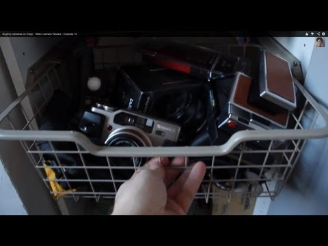 Buying Cameras on Ebay - Retro Camera Review - Ep. 10