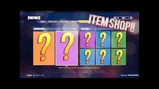 *New*Fortnite Item Shop Update June 25th New Skins(Fortnite)