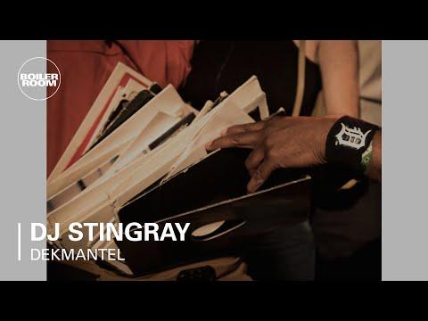 DJ Stingray Boiler Room x Dekmantel Festival DJ Set