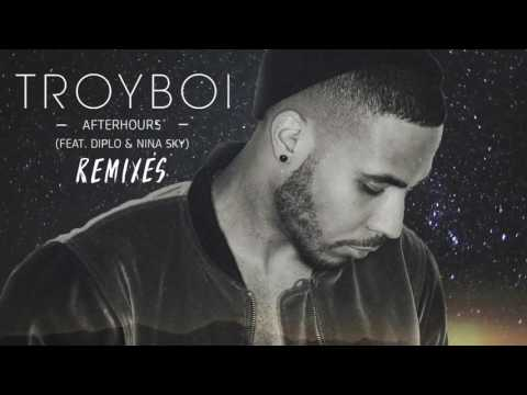 TroyBoi - Afterhours (feat. Diplo And Nina Sky) [Charlie Hype Remix] {Official Full Stream}