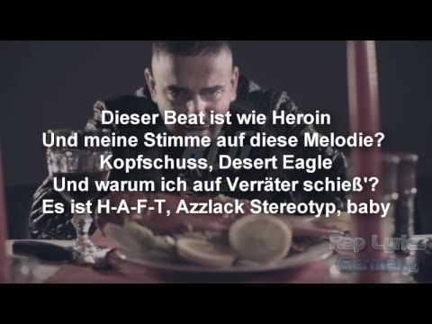 ♪ Milonair ft. Haftbefehl & Hanybal - Bleib mal locker lan ♪ [Lyrics]