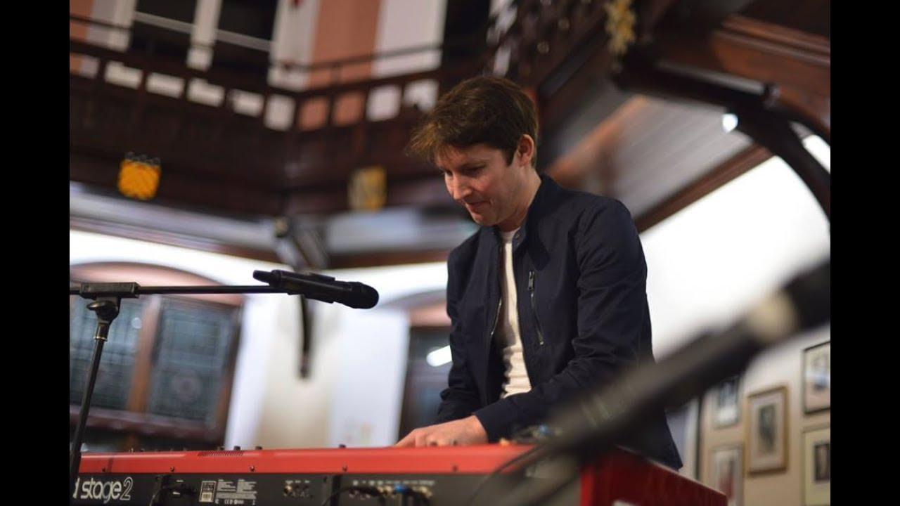 Download James Blunt - You're Beautiful | Cambridge Union