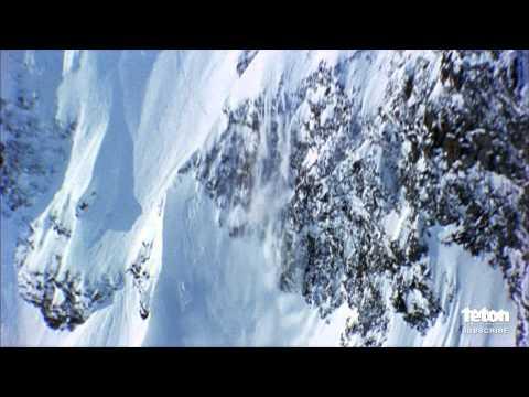 GNARLY freesking in Alaska