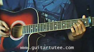 Download One Word (of Elliot Yamin, by www.guitartutee.com) MP3 song and Music Video