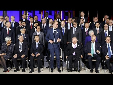 G20 finance ministers ponder how strongly to defend free trade - economy