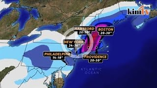 New York braces for monster snowstorm