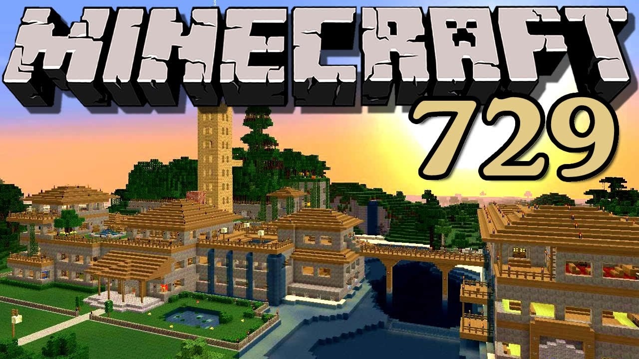 Minecraft Silo Bepflanzung DEBITOR YouTube - Minecraft hauser aus stein
