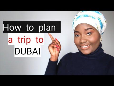HOW TO PLAN A TRIP TO DUBAI | DUBAI TRAVEL GUIDE| Well detailed!